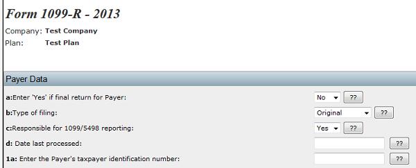 Upload Error No Payer Found For Tin Xx Xxxxxxx Ftwilliam Help